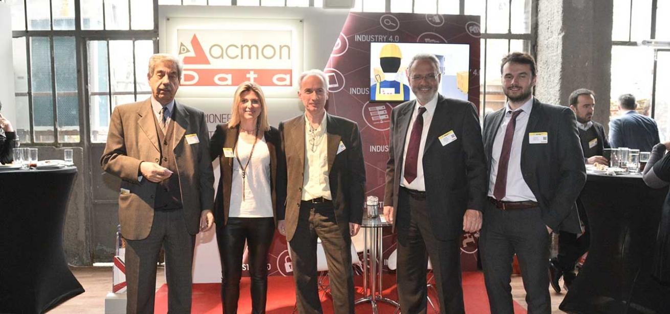 H Acmon Data στο Smart Factory Conference