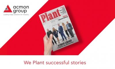 Παρουσίαση του Ομίλου Acmon στο περιοδικό Plant