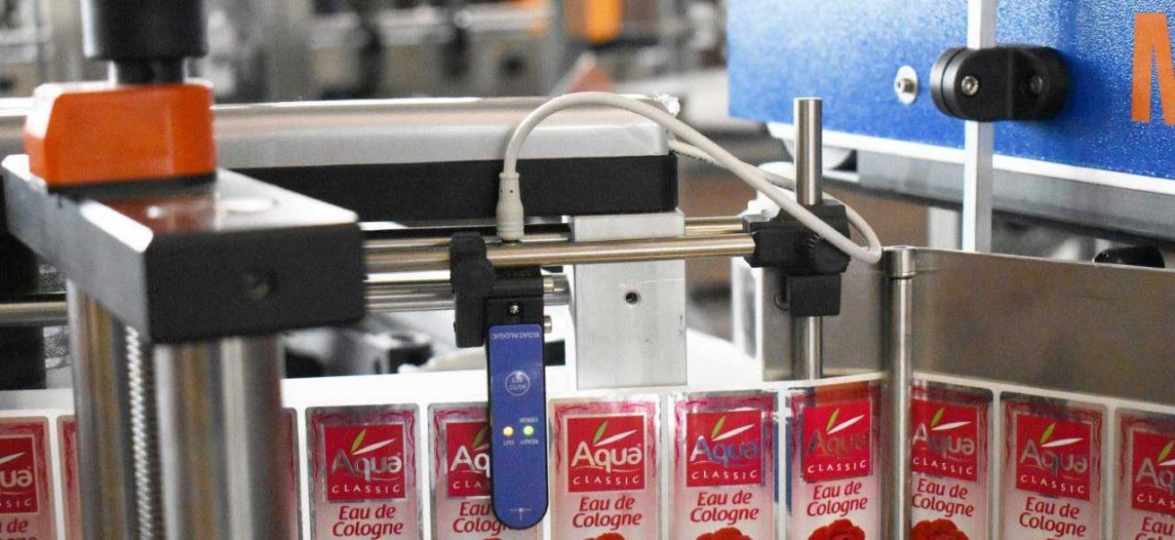 Τώρα όλα τα συστήματα Industrial Filling-Capping-Labeling έχουν την υπογραφή της Acmon Data
